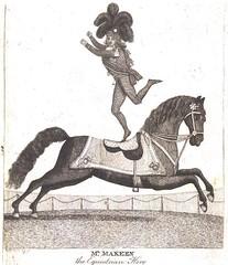 Handbill-Entertainment-Acrobat-Equistrian-Hero