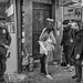 """West Village NYC  """"Disorderly Conduct"""" by Roy Savoy"""