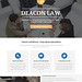 website-luat by dhdesignvn