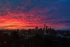Seattle's ablaze