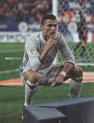 Cristiano Ronaldo By Bass