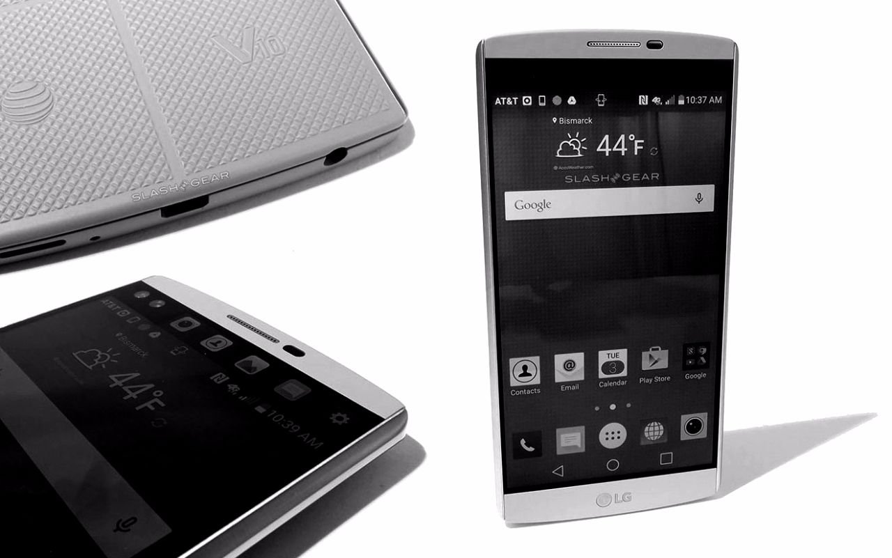 G6 sẽ có sạc không dây, hàng chất của LG cho năm 2017