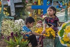 Sumpango Cemetery, Guatemala