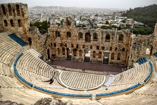 Imagine de Herodes Theatre. weekendwayfarers wanderlust adventure explore exploring travelphotography travelblogs travel travelblog travelblogging traveling travelbloggers travels travelings travelblogger travelling travellings travelers travelphotographers travelphotographer travellers greece athens greek mediterranean mediterraneansea hellenic attica ruins greekruins cityscape cityscapes sculpture sculptures ancientgreece outside outdoors acropolis akropolis acropolisofathens parthenon temple temples theatre ampitheatre odeon herodesatticus herodes odeonofherodesatticus architecture
