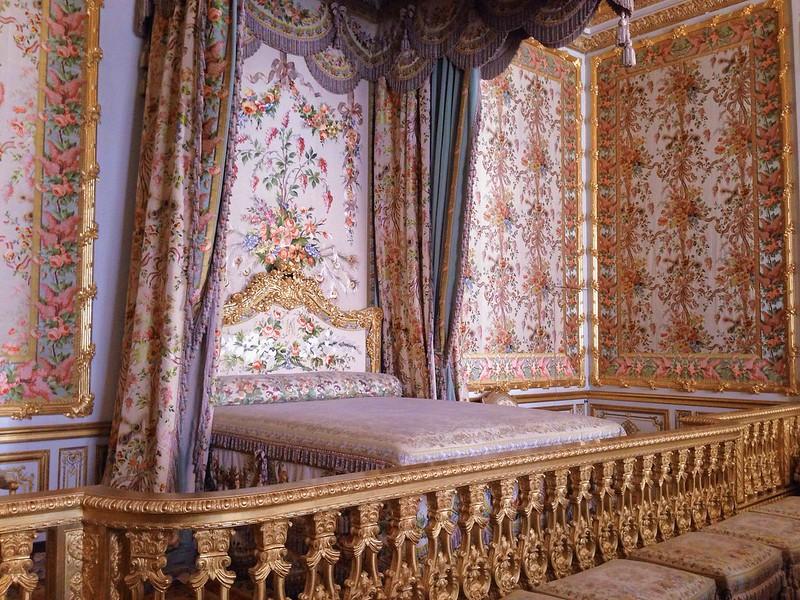 Nguyen, Dana; Paris, France - Au Revoir Paris!, A room from Versailles Palace