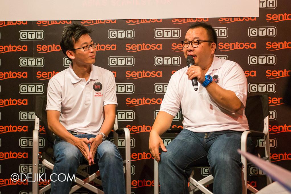 David Goh & Yongyoot Thongkongtoon