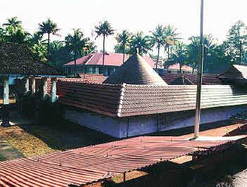 Thiruvairanikkulam Mahadeva Temple