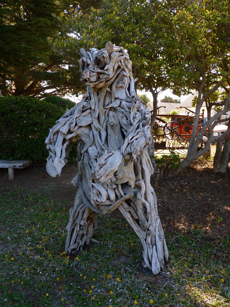 Driftwood Bear