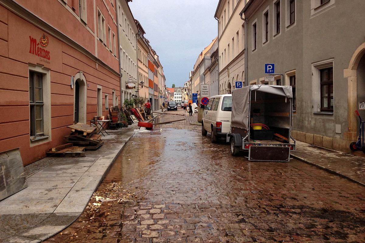 Pirna, am 12. Juni 2013