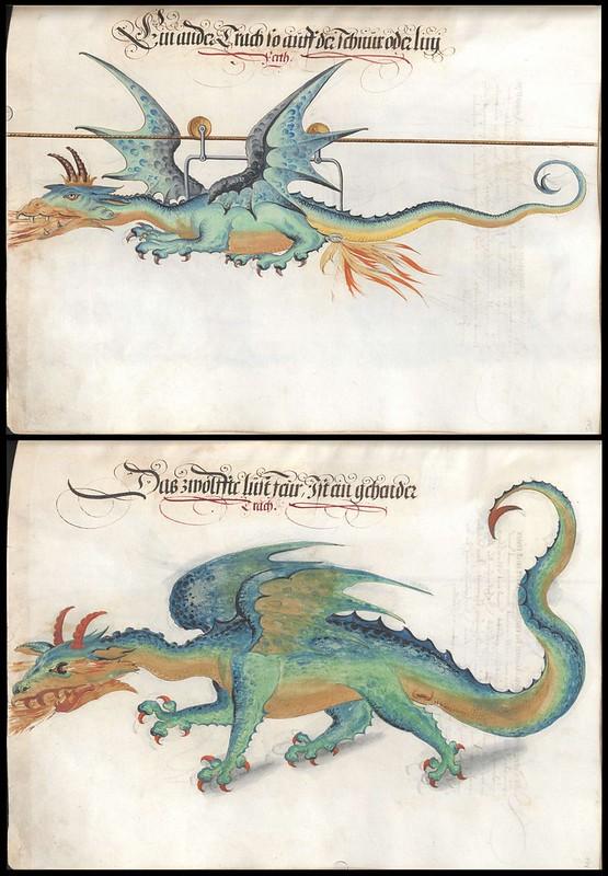 Feuerwerksbuch 293 + 295