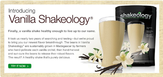 About Shakeology