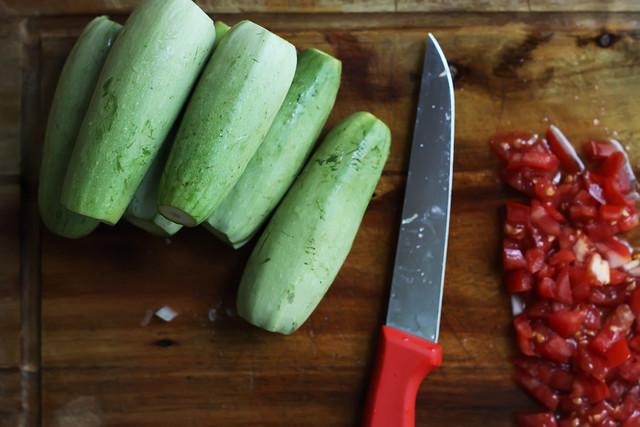 Ennobled Baby Zucchini by Olga Irez Delicious Istanbul