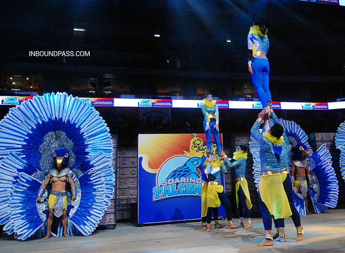 UAAP Season 76 Opening Ceremonies
