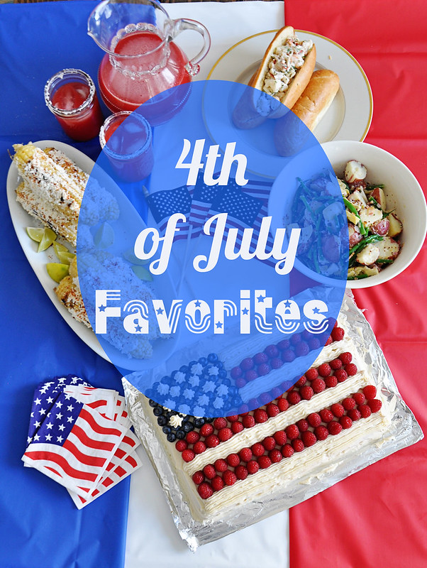 4th of July Favorite Foods