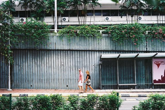 吉隆坡街角