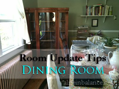 Room Update: Dining Room