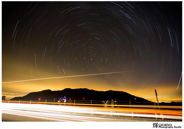 合歡山銀河 & 拍攝分享 @3C 達人廖阿輝