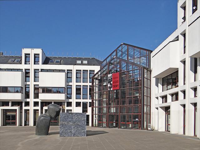 La médiathèque Jacques-Demy (Le Voyage à Nantes)