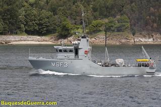 HDMS MSF3