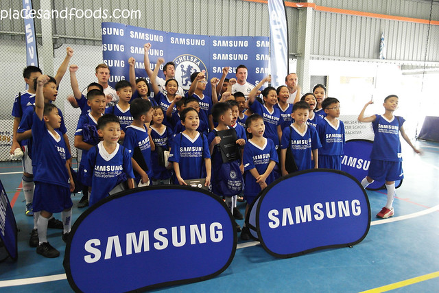 chelsea Yayasan Sunbeams Home kids