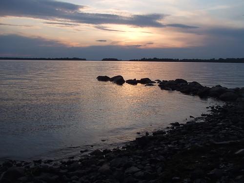 lake landscape vermont vt lakechamplain georgiavt georgiavermont