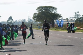 Comrades Marathon, South Africa, 2013