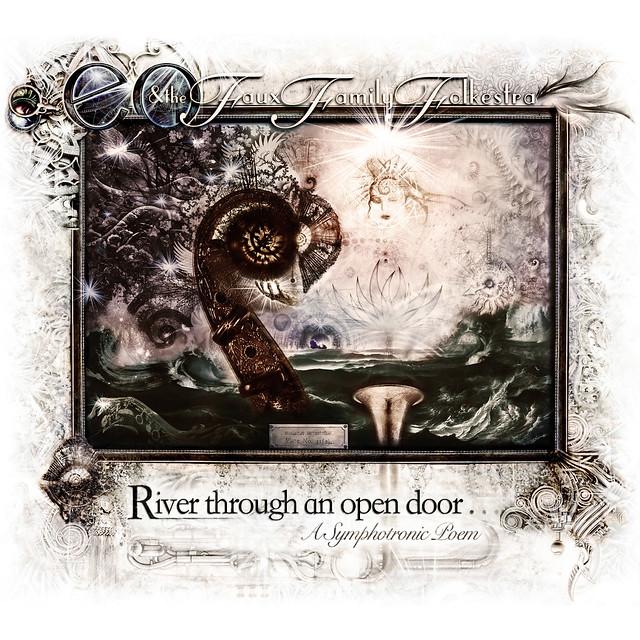 eO (Eric Oberthaler)-River Thru An Open Door cover
