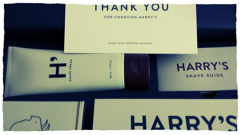 Harry's Gift Set
