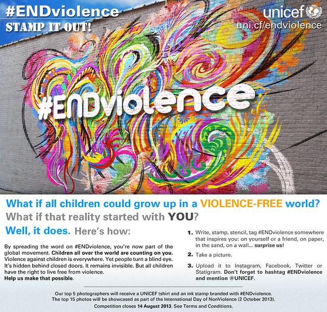 #EndViolence