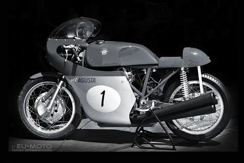 MV Agusta motorcycle at Rupert Hollaus Gedächtnis-Rennen IGFC Austria ☆☆☆ Copyright © 2013 Bernhard Egger :: eu-moto images™ # 6482 bw