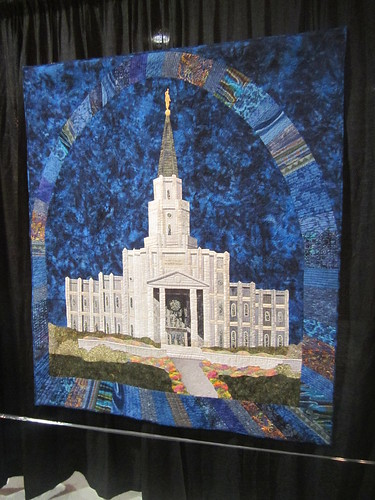 """Houston Texas Temple"" by Carolyn Allison of Pearland, TX"