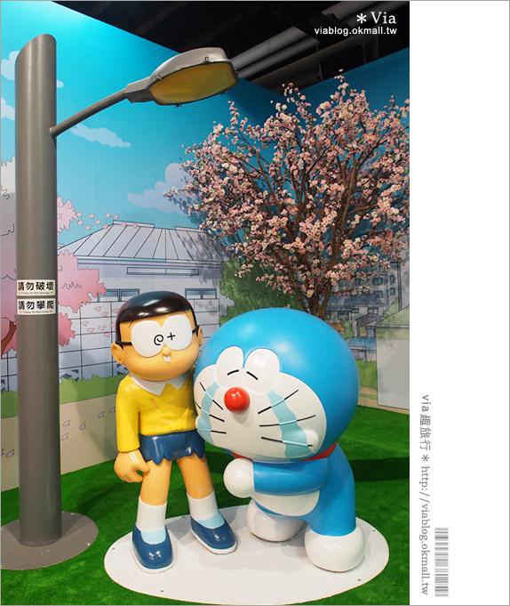 【高雄哆啦a夢展覽2013】來去高雄駁二藝術特區~找哆啦A夢旅行去!41