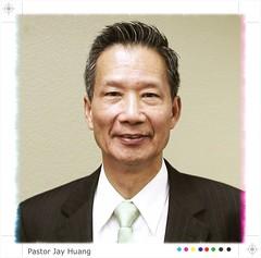 Pastor Jay Haung