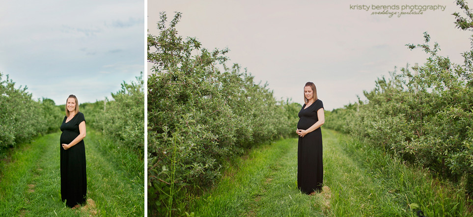 Orchard Maternity Session