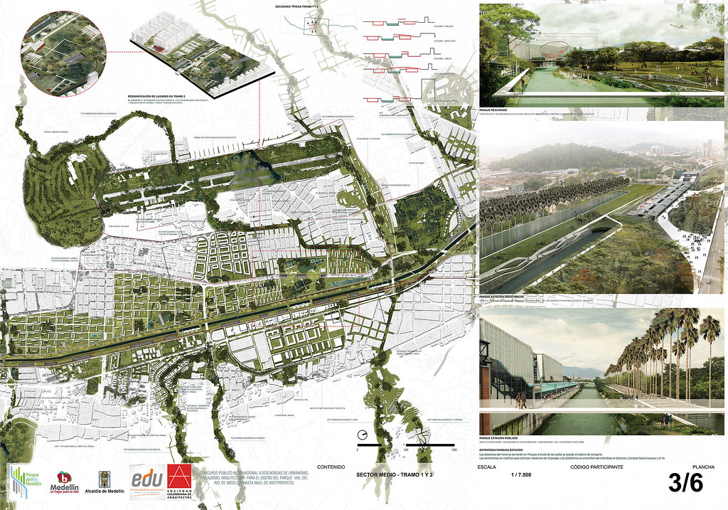 Empresa de desarrollo urbano edu 39 s most interesting for Plantas de arquitectura
