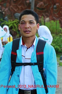 Perawat 2013 NASRUL HAKIM