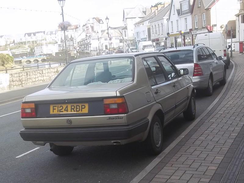 Volkswagen Jetta (1988)