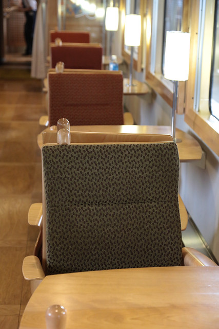 おれんじ食堂 Orange Restaurant Train