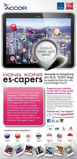 HK es-capers