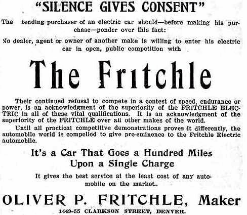 fritchle ad