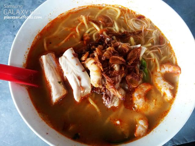 san peng prawn mee soup