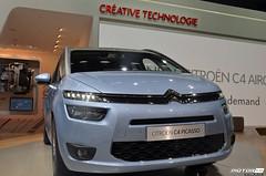 automobile, automotive exterior, citroã«n, family car, vehicle, automotive design, citroã«n c4, auto show, mid-size car, compact car, bumper, land vehicle,