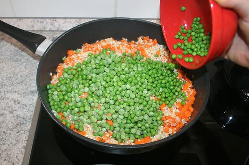 32 - Erbsen hinzu geben / Add peas