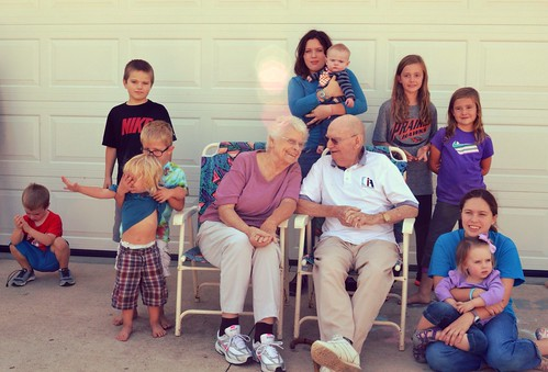 10 great grand kids, sorta