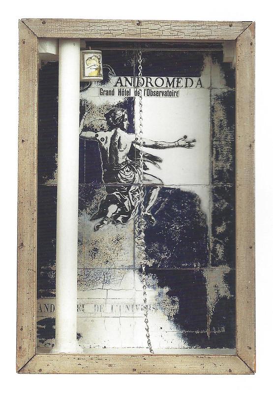 Joseph Cornell, Andromeda, Grand Hotel de l'Observatoire, 1954