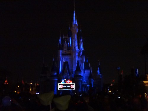 Castle Light Show 2