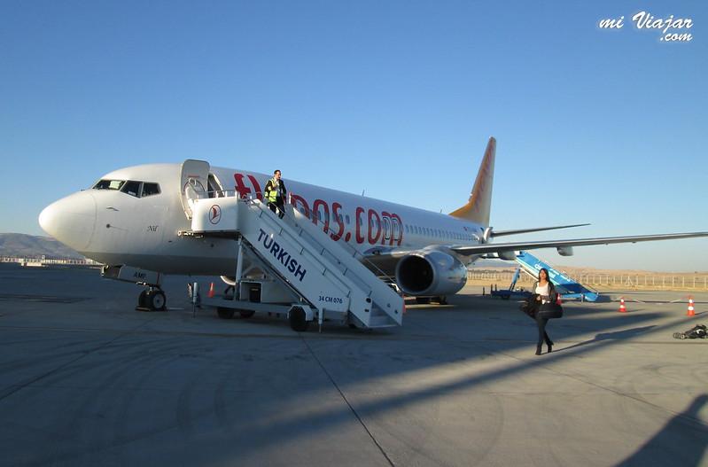 Turquia, Aerolinea Pegasus