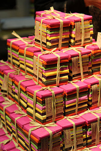 chocolate pyramid from Maison Pralus IMG_9782