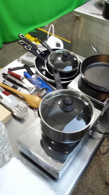 Benefiber kitchen setup