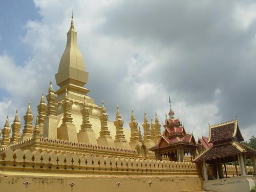 Vientiane 2007-Wat That Luang (7)